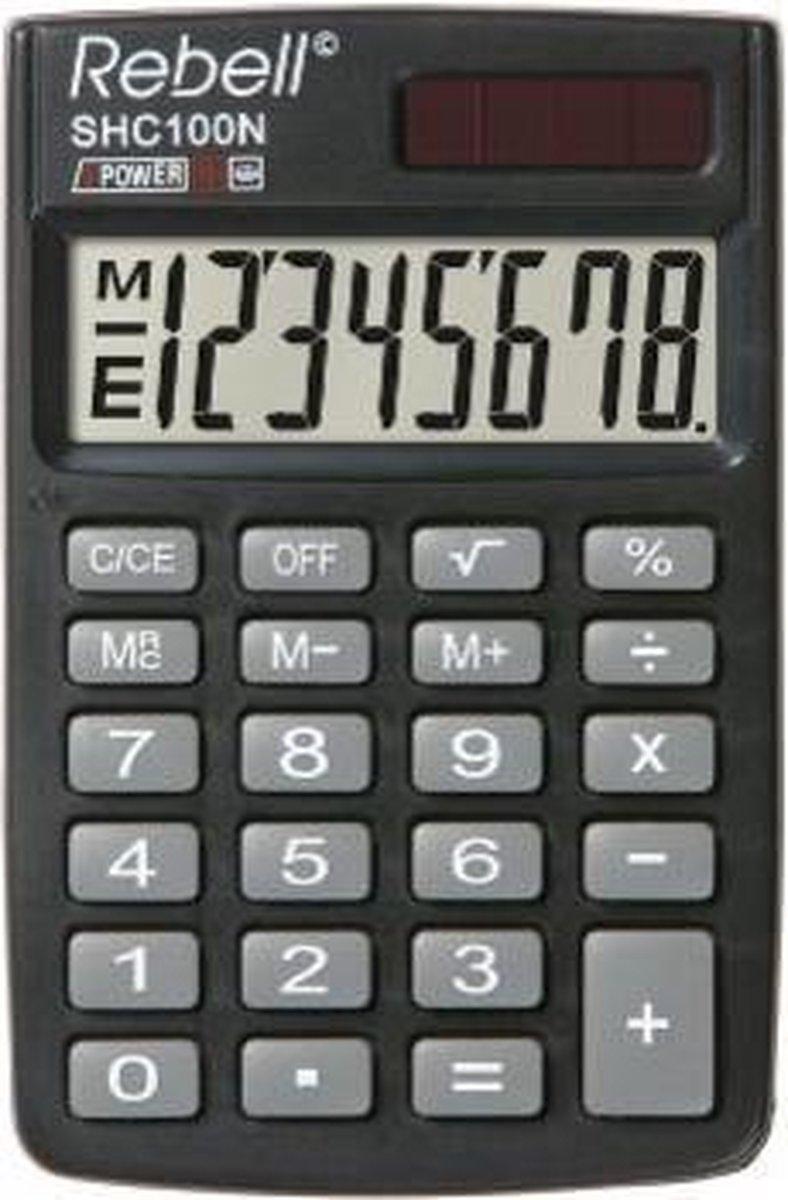 Rebell SHC100N Rekenmachine