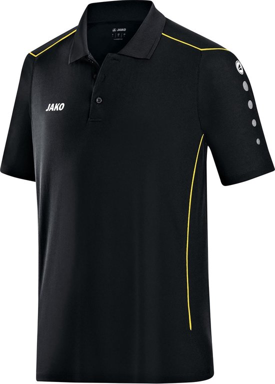 Jako Copa Polo - Sportshirt - Maat L - Zwart
