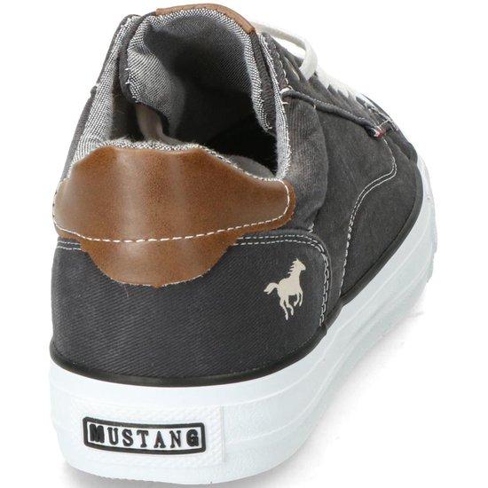 Mustang Sneakers Zwart 36 KzdlEnv3