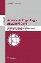 Advances in Cryptology - ASIACRYPT 2010