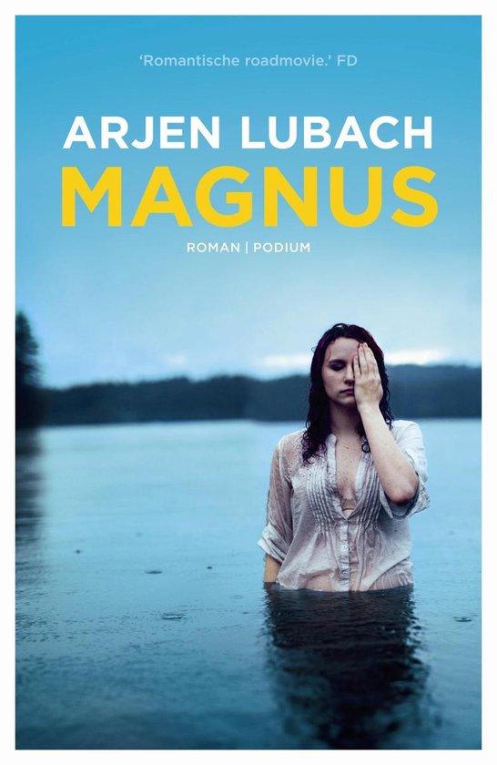 Boek cover Magnus van Arjen Lubach (Onbekend)