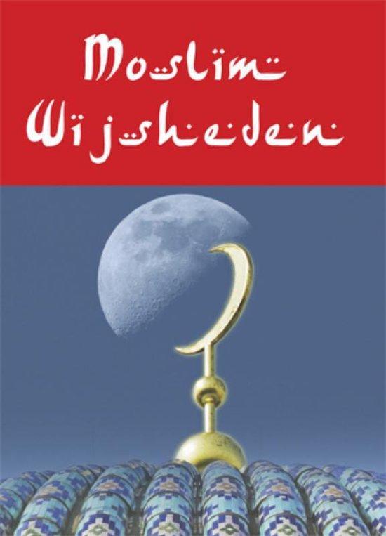 Boek cover Moslim wijsheden van Onbekend (Hardcover)