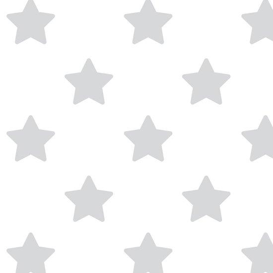 SwaddleMe Original Swaddle inbakerdoek - Grijs sterren - Small