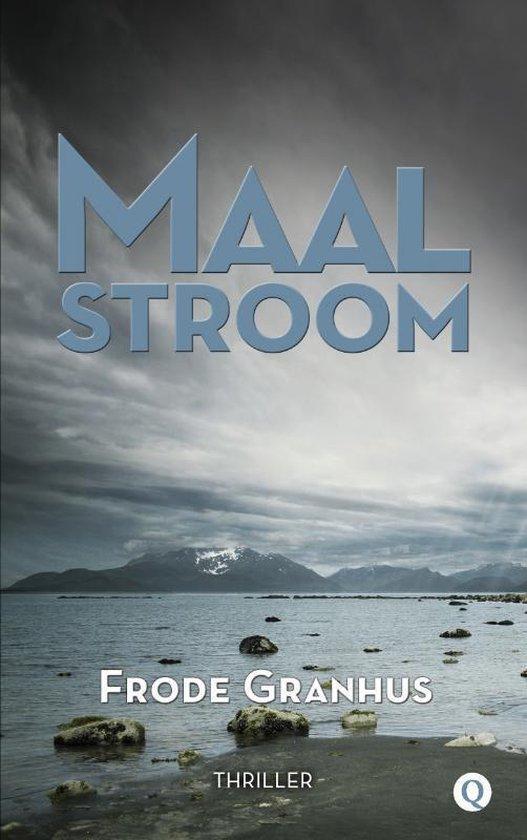 Cover van het boek 'De maalstroom' van Frode Granhus