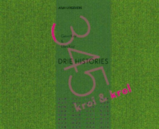 Drie Histories 345 - Gerrit Krol |