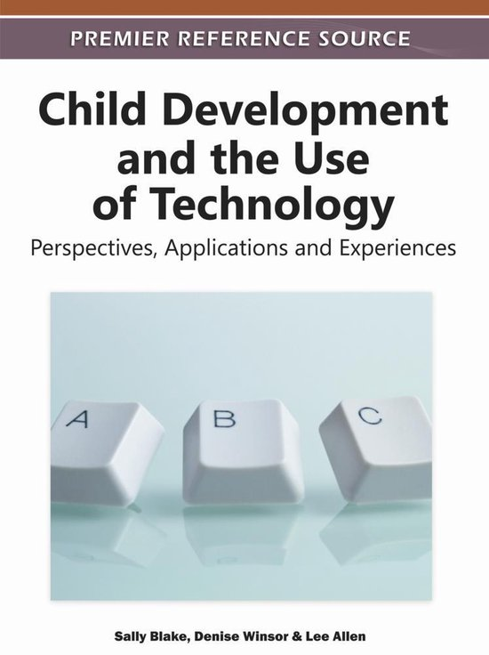 Omslag van Child Development and the Use of Technology