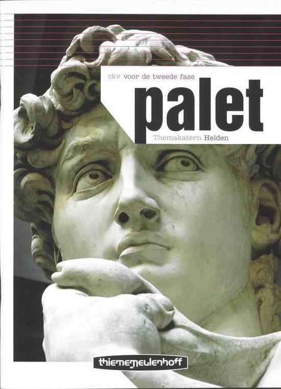 Palet / CKV Helden / deel Themakatern - Margot Bakker   Fthsonline.com