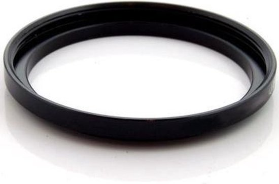 49mm (male) - 52mm (female) Step-Up ring / Adapter ring / Cameralens verloopring