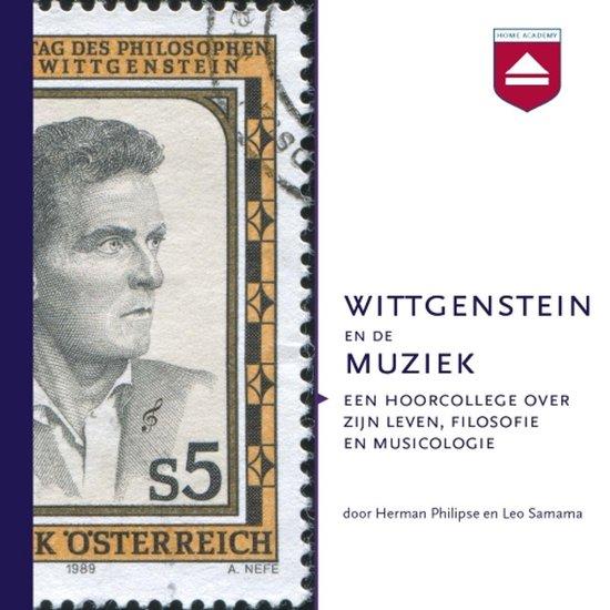 Boek cover Wittgenstein en de muziek van Herman Philipse (Onbekend)
