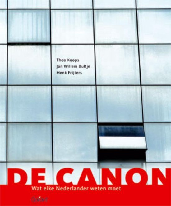 De canon - Th. Koops |
