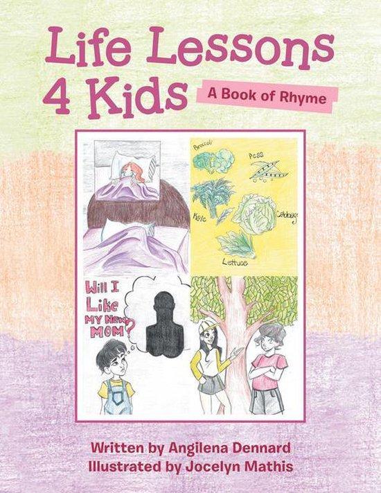 Omslag van Life Lessons 4 Kids
