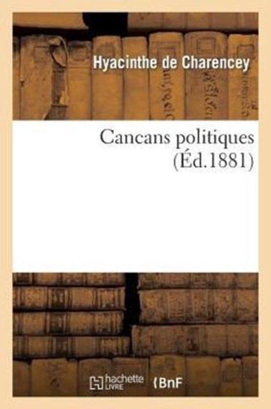 Cancans Politiques