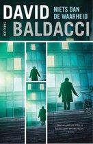 Boek cover Shaw 1 - Niets dan de waarheid van David Baldacci (Paperback)
