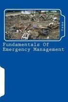Fundamentals of Emergency Management