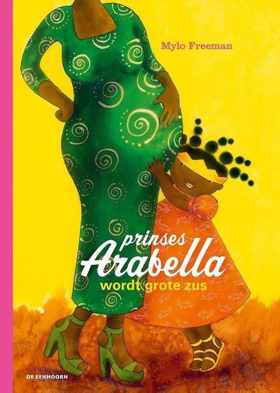 Prinses Arabella wordt grote zus - Mylo Freeman | Readingchampions.org.uk