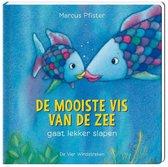 Boek cover De mooiste vis van de zee  -   De mooiste vis van de zee gaat lekker slapen van Marcus Pfister (Onbekend)