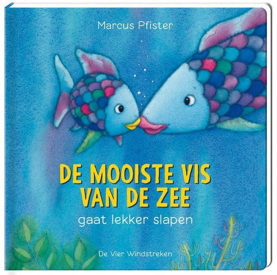 Afbeelding van De Vier Windstreken De Mooiste Vis van de zee gaat (karton) speelgoed
