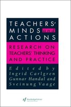 Omslag Teachers' Minds And Actions