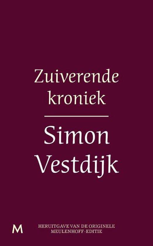 Zuiverende kroniek - Simon Vestdijk |