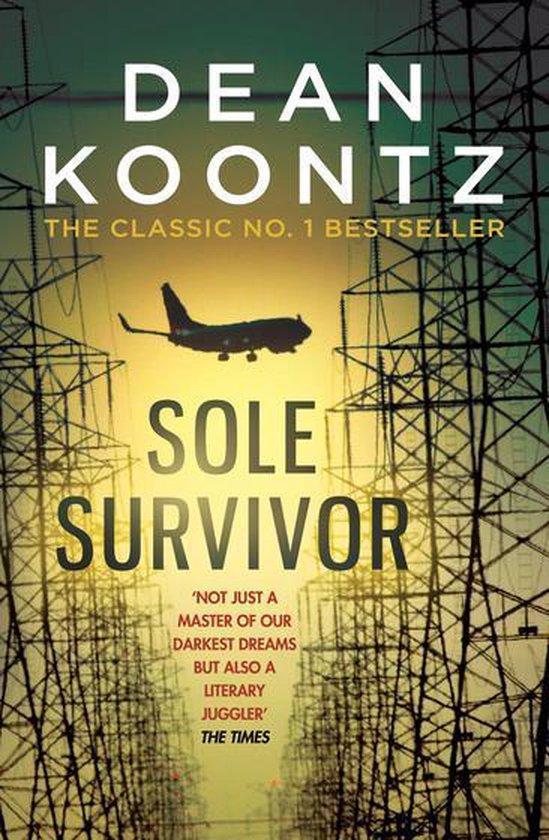 Boek cover Sole Survivor van Dean Koontz (Onbekend)