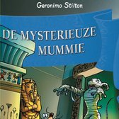 Boek cover De mysterieuze mummie van Geronimo Stilton (Onbekend)