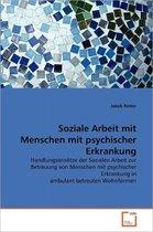 Soziale Arbeit Mit Menschen Mit Psychischer Erkrankung