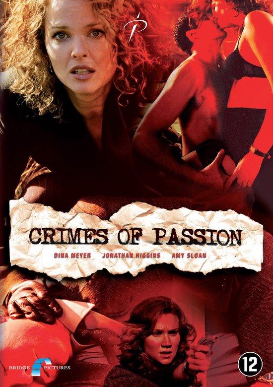 Cover van de film 'Crimes Of Passion'