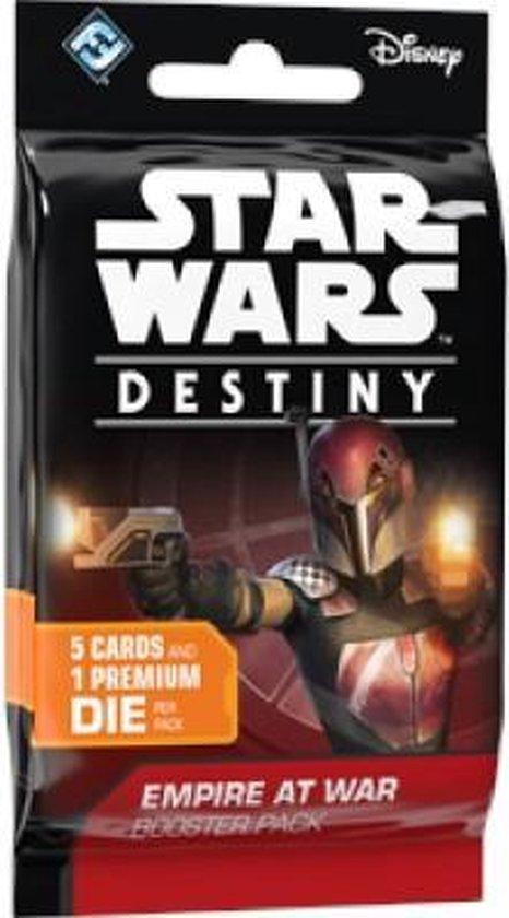 Thumbnail van een extra afbeelding van het spel Star Wars Destiny - Empire At War Boosterbox