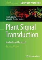 Plant Signal Transduction