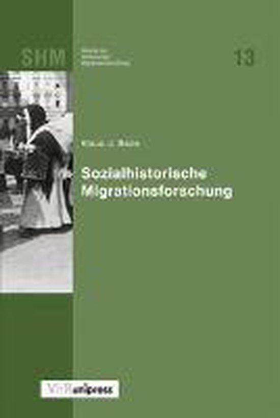 Boek cover Studien zur Historischen Migrationsforschung (SHM). van Klaus JA rgen Bade (Paperback)
