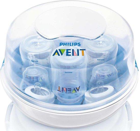 Product: Philips Avent SCF281/02 Magnetron sterilisator, van het merk Philips Avent