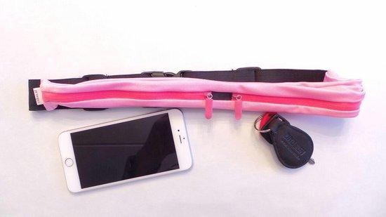 Hardloop Riem - Sport Heupband - Hardloopband - Smartphone & sleutel houder -