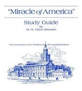 Boek cover The Miracle of America van W. Cleon Skousen