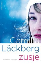 Boek cover Zusje van Camilla Läckberg
