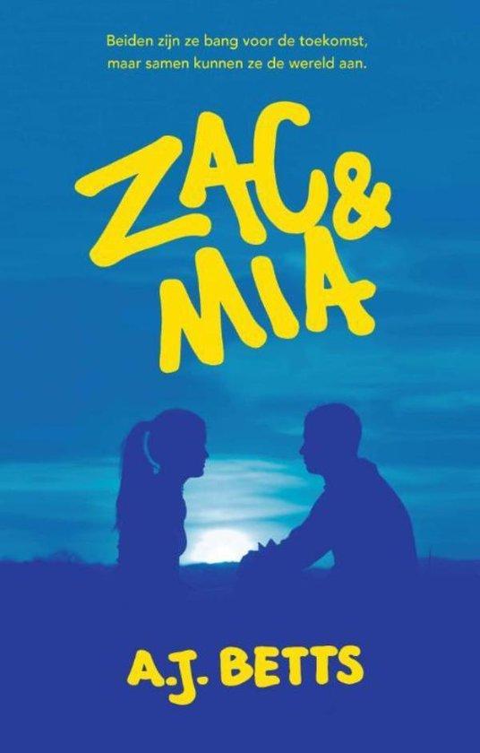 Zac & Mia - A.J. Betts |