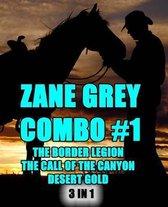 Zane Grey Combo #1
