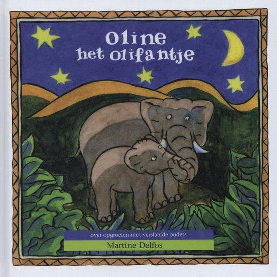 Oline het olifantje - Martine F. Delfos |