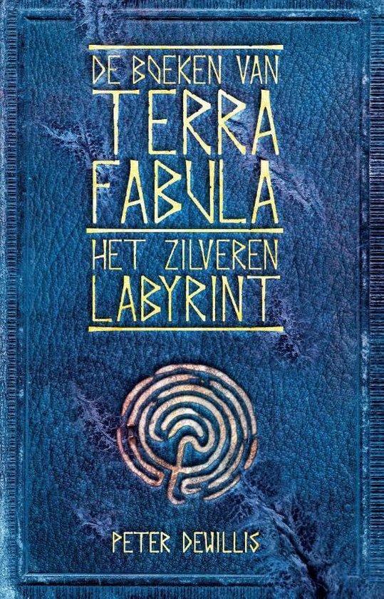 Terra Fabula 2 - Het zilveren labyrint - Peter Dewillis | Fthsonline.com
