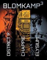 Chappie/District 9/Elysium (Blu-ray)