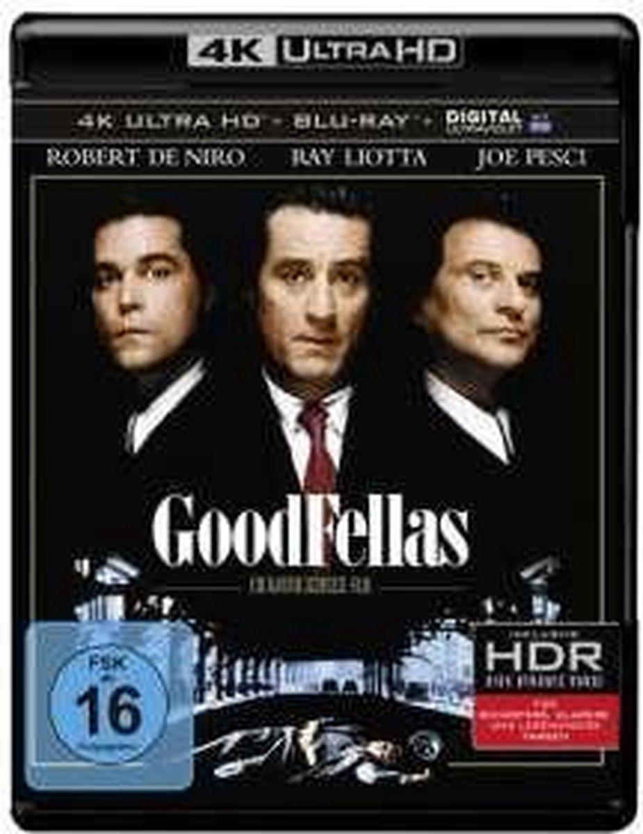 GoodFellas (Ultra HD Blu-ray & Blu-ray)-