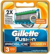 Gillette Fusion Power Proglide Scheermesjes - 3 mesjes