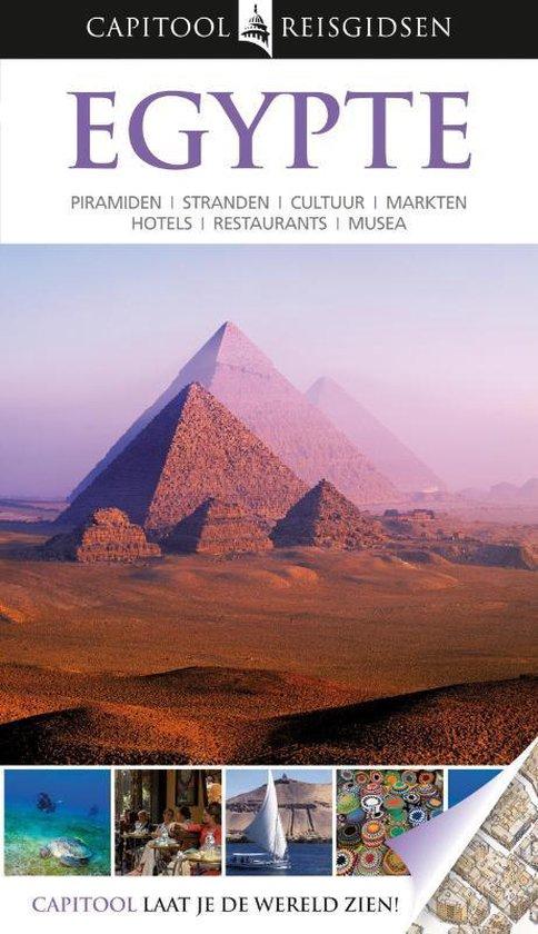 Capitool reisgidsen - Egypte - Jane Dunford |