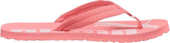 PUMA Epic Flip V2 Slippers - Soft Fluo Peach-PUMA White - PUMA