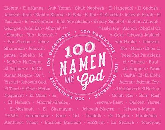 100 namen van God - Christopher D. Hudson |