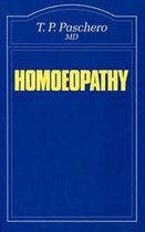 Boek cover Homoeopathy van Tomas Pablo Paschero