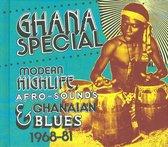 Ghana Special : Modern Highlife, Afro-Sounds  & Ghanaian Blues