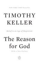 Omslag The Reason for God