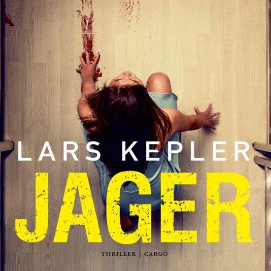 Joona Linna 6 - Jager - Lars Kepler   Readingchampions.org.uk