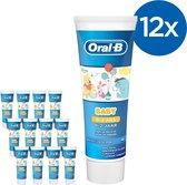 Oral-B Pro-Expert Stages Mickey - Voordeelverpakking 12x75 ml - Tandpasta