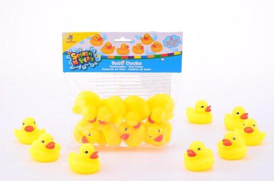 Afbeelding van JohnToy Badeendjes - Badspeelgoed speelgoed